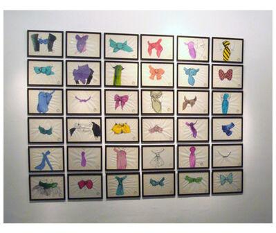 Delia Cancela, 'Atributos masculinos', 2010