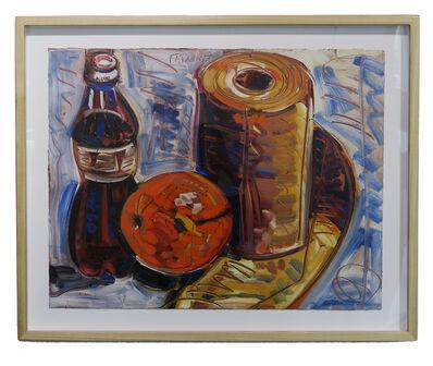 Frank Romero, 'Still Life with Coke', 1997