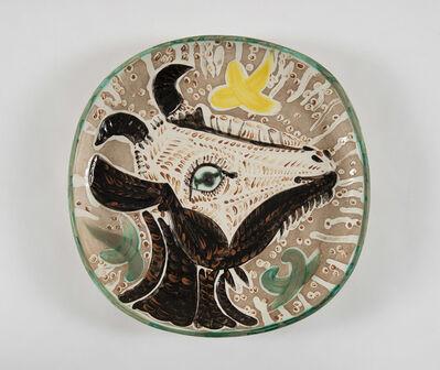 Pablo Picasso, 'Tête de chèvre de profil (A.R.153)', 1952