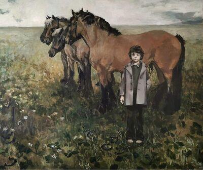 """Ingebjorg Stoyva, '""""Skomakerens sønn""""', 2020"""