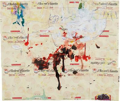 Pope.L, 'Failure Drawing #2 Celebrate', 2004-2010