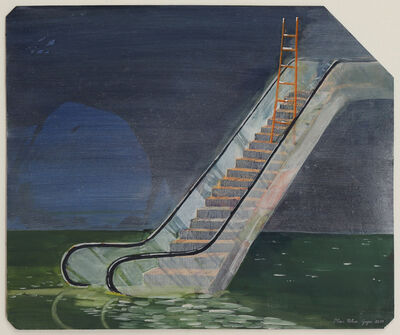 Phan Thao-Nguyen 潘濤阮, 'The Escalator 自動扶梯', 2017