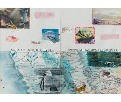 Rafael Hastings, 'Momento de intervalo. Entre aguas siempre nuevas. De la serie Dibujos mentales', 2016