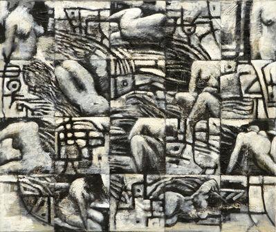 Li Hu, 'Experimental Figurative Painting No.6', 2006