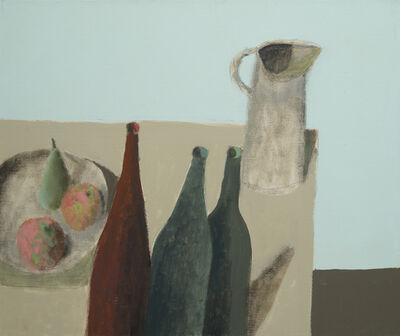 Nicholas Turner, 'Table with Bottles'