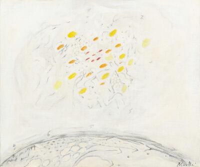 Gastone Novelli, 'Pianeta liquido', 1964