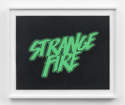 Andrew Brischler, 'Strange Fire', 2016