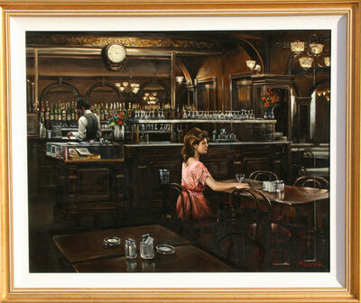 Harry McCormick, 'Gage and Tollner's', ca. 1990