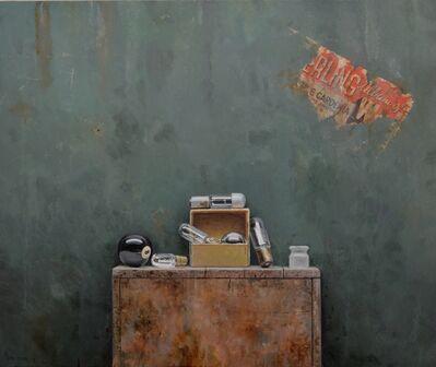 Luis Gomez MacPherson, 'Composición Sterling', 2018