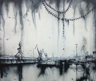 Lucia Tallova, 'Black Pearls', 2015