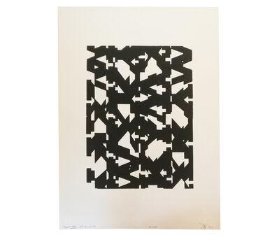Clemente Padín, 'Texto XVI', 1970/1984