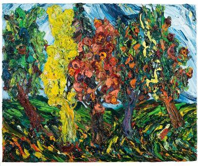 Harry Meyer, 'Arboretum', 2018