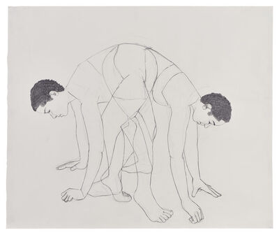 Pamela Phatsimo Sunstrum, 'Figure Study I', 2015