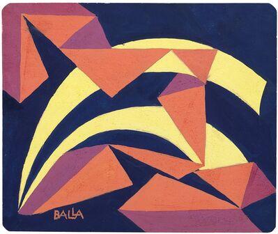 Giacomo Balla, 'Forme rumore', 1925 -1930