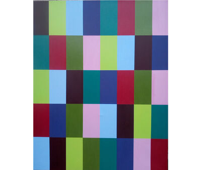 Jaime Higa Oshiro, 'Composición #5', 2019