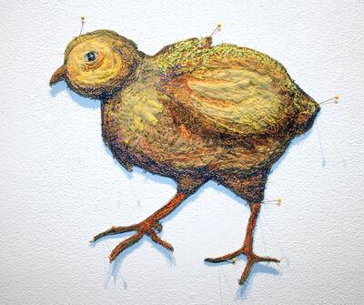 Gina Phillips, 'Wary-Eyed Chick', 2015