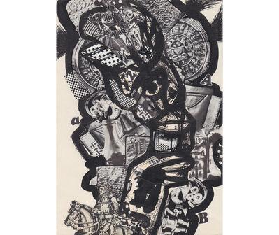 Guillermo Deisler, 'América Latina II', 1982