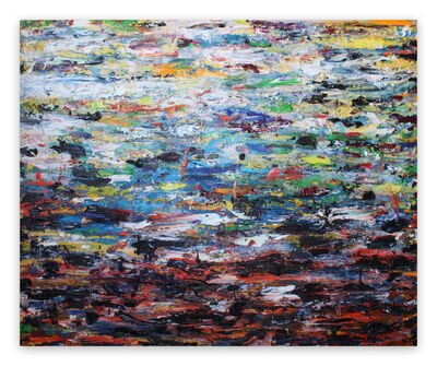 Martín Reyna, 'Paysage (Ref 18085) (Abstract painting)', 2018