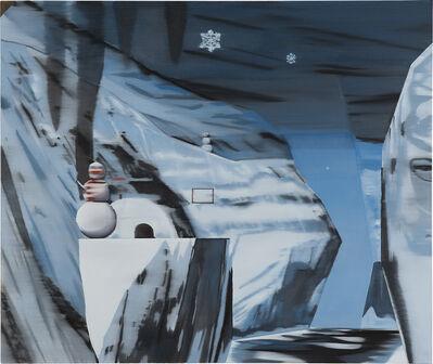 Eberhard Havekost, 'Snow World (Spiel gegen Depressionen)', 2004