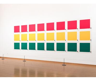 Horacio Zabala, 'Lo esencial está en la mezcla', 2014