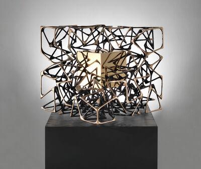 Gianfranco Meggiato, 'Cubo con Cubo', 2015