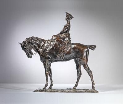 Prince Paul Troubetzkoy, 'Amazon, Woman on Horseback', ca. 1895