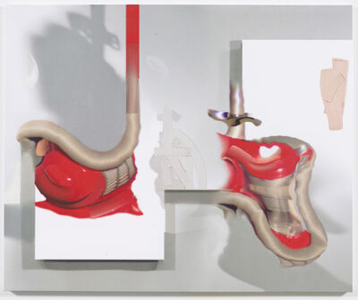 Pieter Schoolwerth, 'No Record #2', 2015