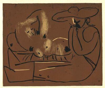 Pablo Picasso, 'Femme Nue Couchée', 1962