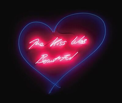 Tracey Emin, 'The Kiss Was Beautiful', 2012