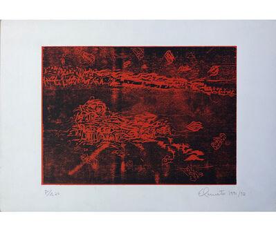 Elda Cerrato, 'A través de la fisura', 1991-1992