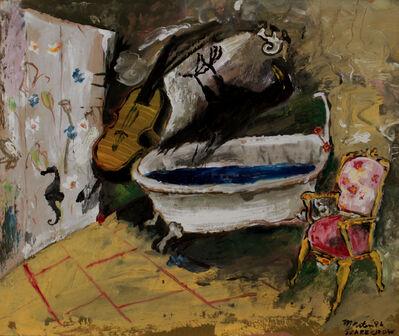 James Martin, 'Scarecrow', 1986