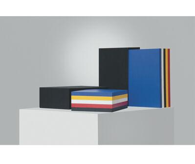 Horacio Zabala, 'Las obras completas de Mondrian I', 2006