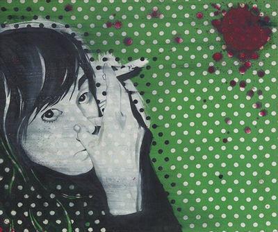 Eva Grün, 'Koestlich', 2006