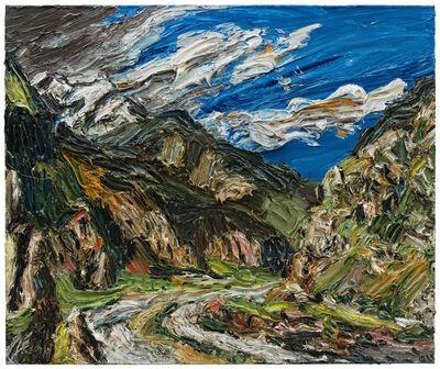 Christopher Lehmpfuhl, 'Morgenlicht im Terek-Tal', 2017