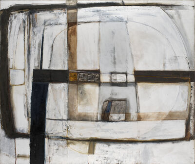 Paul Feiler, 'Grey Receding', 1962
