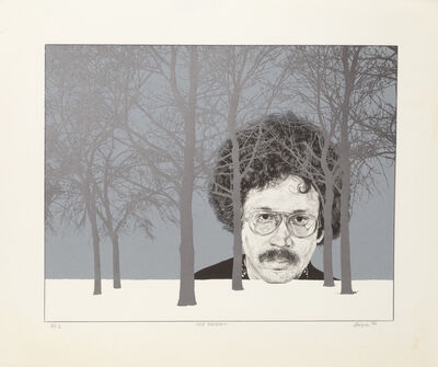 Michael Knigin, 'Self-Portrait', 1976