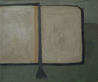 William Wright, 'Notebook', 2016-2017