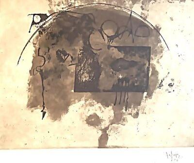 Manuel Felguérez Barra, 'juego de sombras', 2000