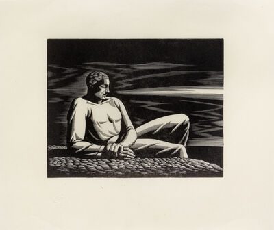 Rockwell Kent, 'A large collection of prints and ephemera pertaining to Rockwell Kent including a number of prints posthumously printed by the studio of Letterio Calapai'