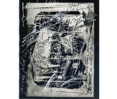 Guillermo Deisler, 'Sin título. De la serie Cuerpos ', 1987