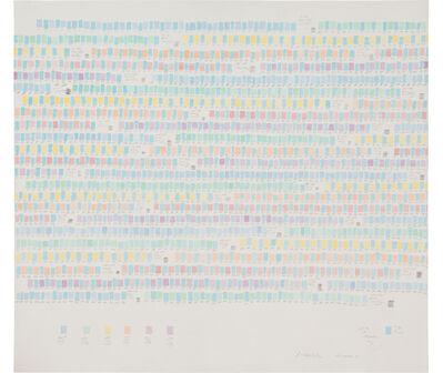 Osvaldo Romberg, 'Interpolations', 1980