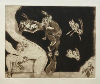 Francisco Toledo, 'Cricket Rabbits', ca. 1980