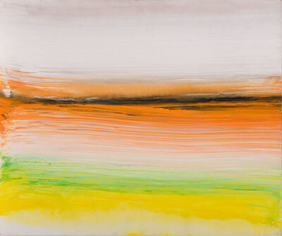 Ed Clark (1926-2019), 'Untitled', 2002