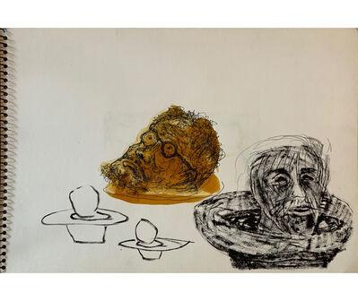 Fernando Coco Bedoya, 'Sin título', 1985