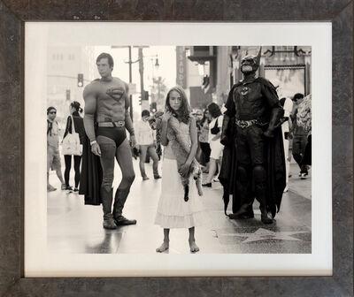Nicol Ragland, ''LUNA,' Los Angeles Street Scene, Black and White Photo by Nicol Ragland', 2015