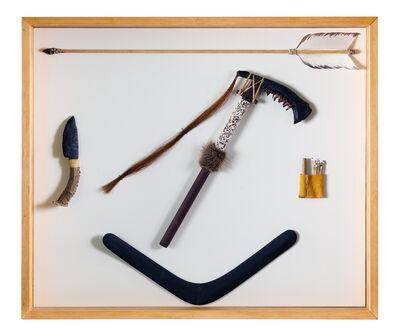 Dario Robleto, 'Falsetto Can Be A Weapon', 2001