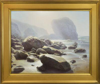 P.A. Nisbet, 'Rough Beach, Central Coast', 2019