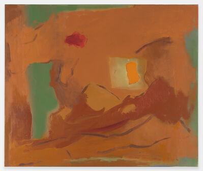 Esteban Vicente, 'Gradation', 1990