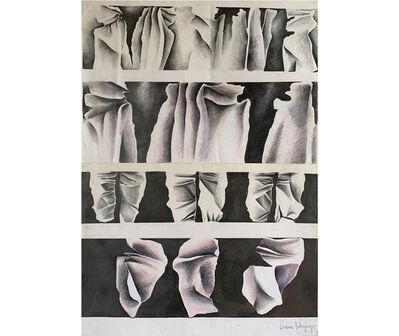 Susana Rodríguez, 'Escritura sobre los pliegues', 1978