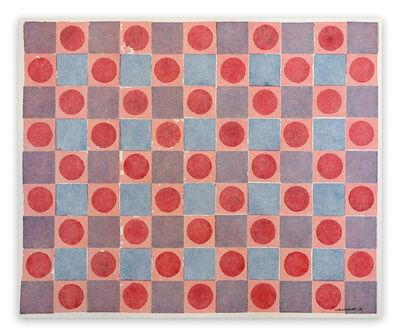 Jeremie Iordanoff, 'Untitled  753 (Abstract work on paper)', 2019